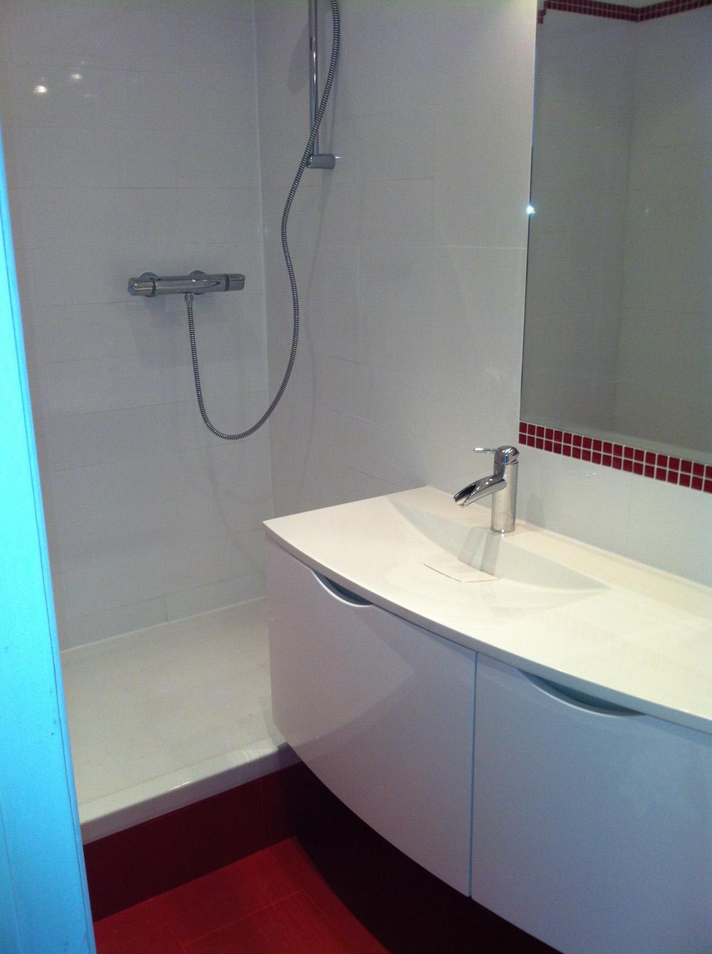 Création salle de bains Paris