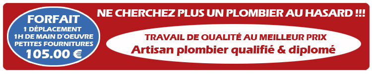 Prix plombier pas cher Paris 12