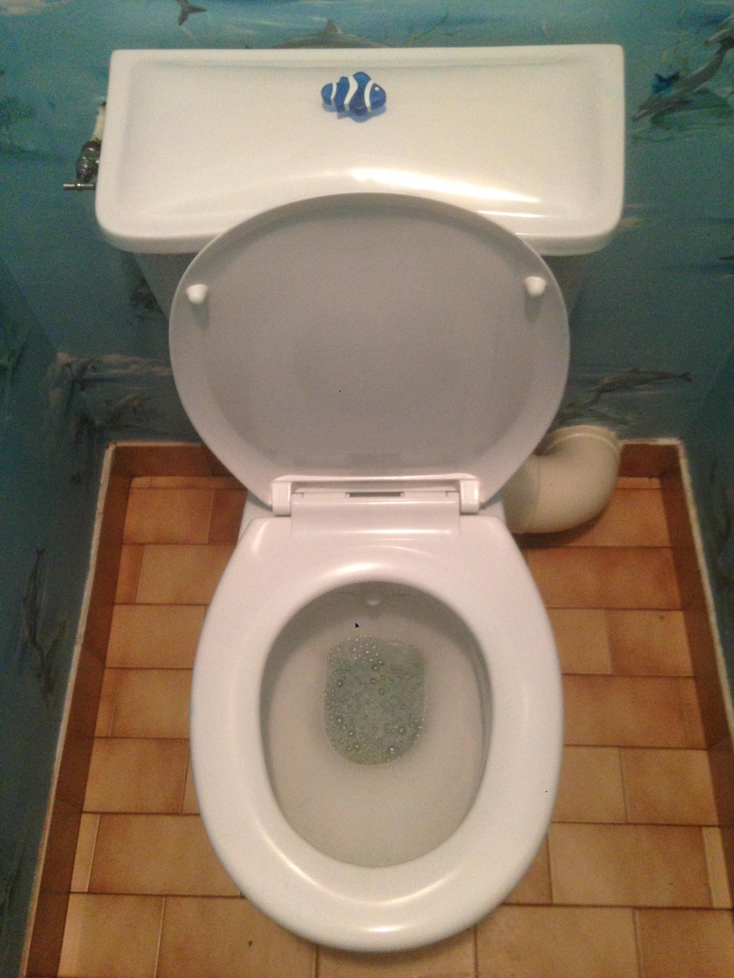 Remplacement robinet flotteur